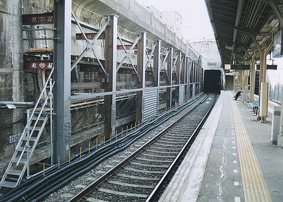 Iwaya Station Improvement / 岩...